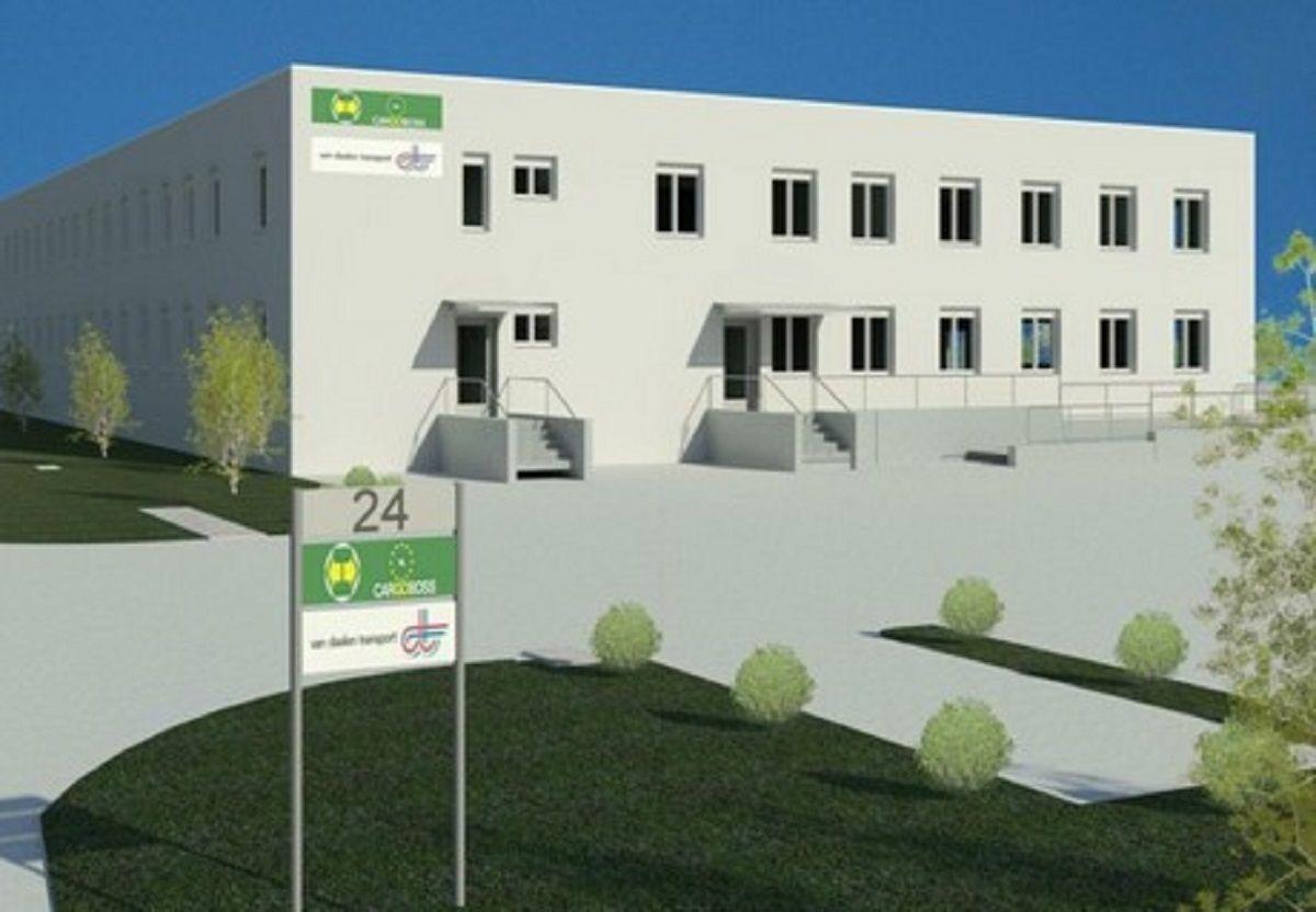 Cargoboss van daalen transport openen nieuw logistiek centrum in zuid duitsland - Een stuk grond ontwikkelen ...